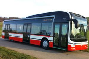MAN Lion's City A37 Hybrid